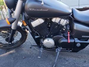 Honda 750cc Phantom edition low miles for Sale in Wenatchee, WA