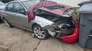 Crash 2007 Subaru Impreza wrx for Sale in Dallas, TX