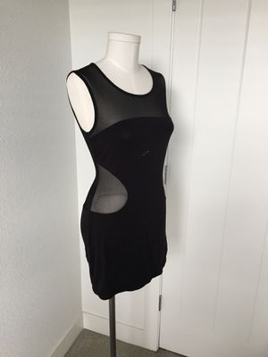 NWT Topshop sleeveless Women's Black Tunic (Sz L) for Sale in Denver, CO