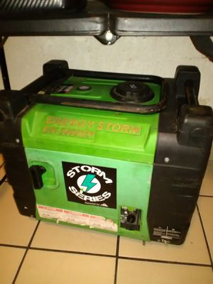 Lifan energy storm esi3600ier converter generator for Sale in Stockton, CA