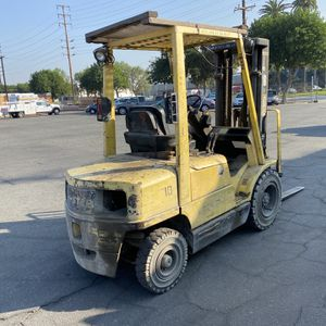 Hyster diesel forklift for Sale in Baldwin Park, CA