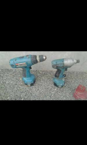 All working Drills, batteries, charger for Sale in BETHEL, WA
