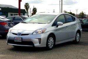 2014 Toyota Prius Plug-In for Sale in Hemet, CA