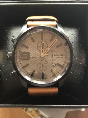New men diesel watch for Sale in Gardena, CA
