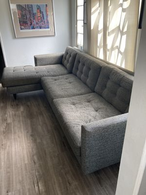 Custom made sectional sofa for Sale in Seal Beach, CA