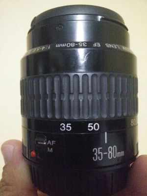 Canon lens 35-80mm. for Sale in North Bethesda, MD