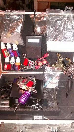 Tattoo kit for Sale in Alsea, OR