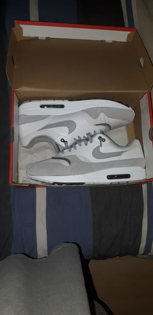 Nike Air Max 1 Grey Size 13 for Sale in Chandler, AZ