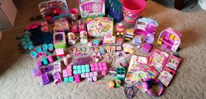 Lot of shopkin accessories: for Sale in Avon, OH