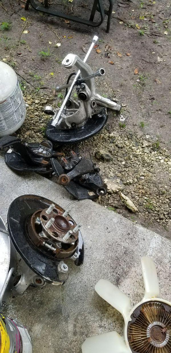 Acura tl spindle parts