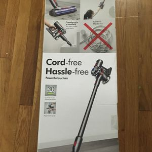 Dyson V7 Animal Extra Cordless Vacuum | Grey for Sale in Woodbridge Township, NJ