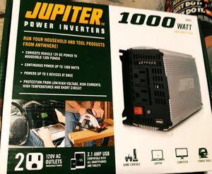 1000-watt Power Inverter for Sale in Bellingham, WA