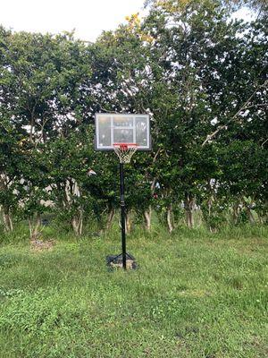 Basketball hoop for Sale in Zephyrhills, FL