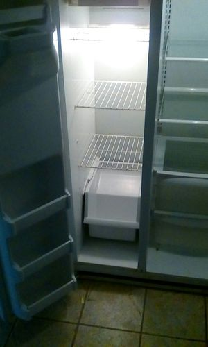 Double door refrigerator for sale for Sale in Spring Valley, CA