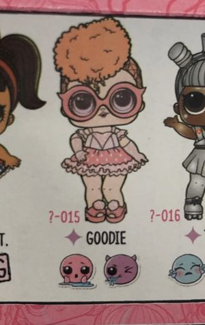 NEW LOL SURPRISE DOLL GOODIE FROM EYE SPY SERIES for Sale in Paramount, CA