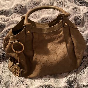 Authentic Leather Gucci Tote Bag for Sale in San Diego, CA
