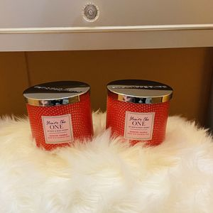 BATH & BODY WORKS LARGE 3 WICK CANDLES for Sale in San Antonio, TX