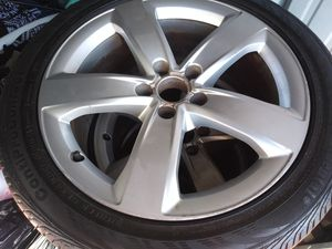 Rims and tire set. 2012 Audi A6 for Sale in Austin, TX