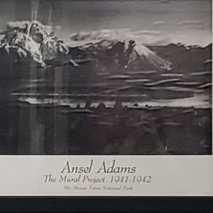 Ansel Adams Framed Picture for Sale in Livermore, CA
