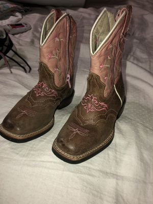 Girl toddler boots for Sale in Fort Worth, TX