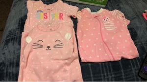 Bodysuits, size (2)3m, (1)3-6m $5 for Sale in Willows, CA