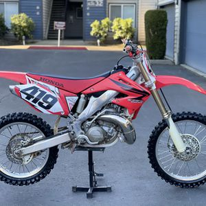 Honda CR250R 2006 for Sale in Tigard, OR