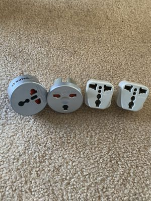 Sima portable plug set for international travel for Sale in San Francisco, CA