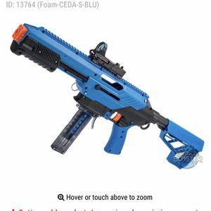 Nerf Style CEDA Foam Dart Gun for Sale in Rockville, MD