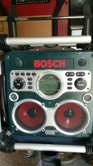 Bosh Radio and power station for Sale in Wake Forest, NC
