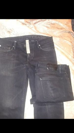 Burberry jeans and Burberry polo for Sale in Las Vegas, NV