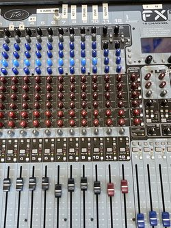 Peavey FX 16 Mixing Board for Sale in Port Charlotte,  FL