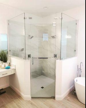Custom Shower Door & Mirror for Sale in Fort Lauderdale, FL