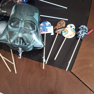Star wars balloons for Sale in Dallas, TX