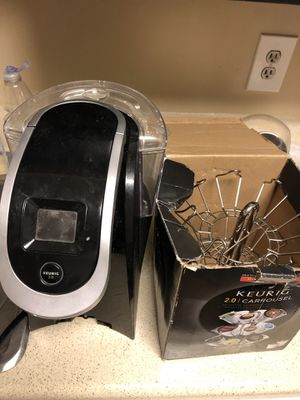 Keurig and Kcups Carrousel for Sale in Marietta, GA