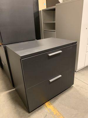 Herman Miller 2-drawer lateral filing cabinet for Sale in Denver, CO