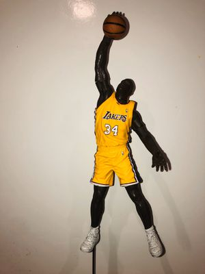 SHAQUILLE O'NEAL ACTION FIGURE for Sale in Burbank, CA