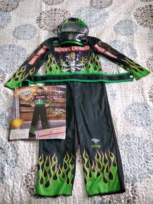 Boys Monster Jam Halloween costume size 6 for Sale in Miramar, FL