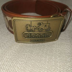 Coach Belt for Sale in March Air Reserve Base, CA