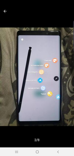 Samsung Galaxy note 9 for Sale in River Oaks, TX