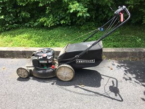 Craftsman lawn mower for Sale in UPPR CHICHSTR, PA
