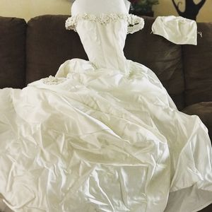 Wedding dress for Sale in Prince George, VA