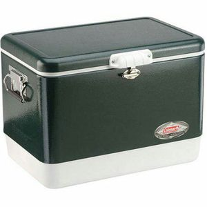 Coleman steel cooler for Sale in Bolingbrook, IL