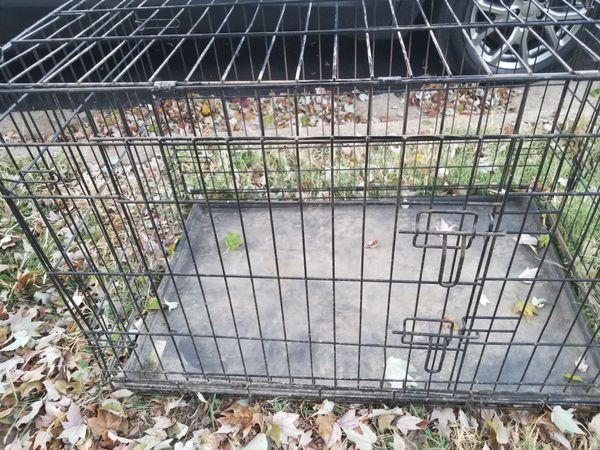 Free Dog Cage