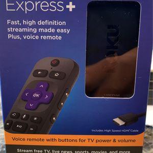 Roku Express Plus for Sale in Gunpowder, MD