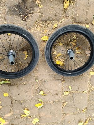 "20"" Bmx wheelset for Sale in Clovis, CA"