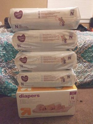 'Newborn' Diapers for Sale in Detroit, MI