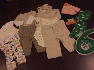 3/6 months baby clothes for Sale in Columbus, OH