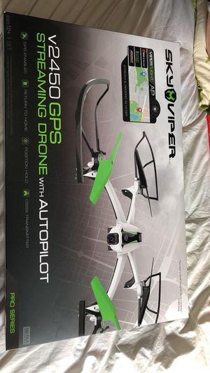Sky Viper GPS streaming drone for Sale in Jacksonville, FL