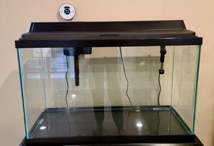 FISH TANK 29 GAL W/ACCESSORIES for Sale in Black Diamond, WA