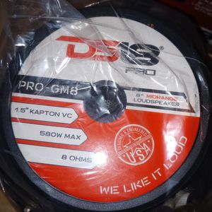 """Ds18 Subs 8"""" for Sale in Bradenton, FL"""